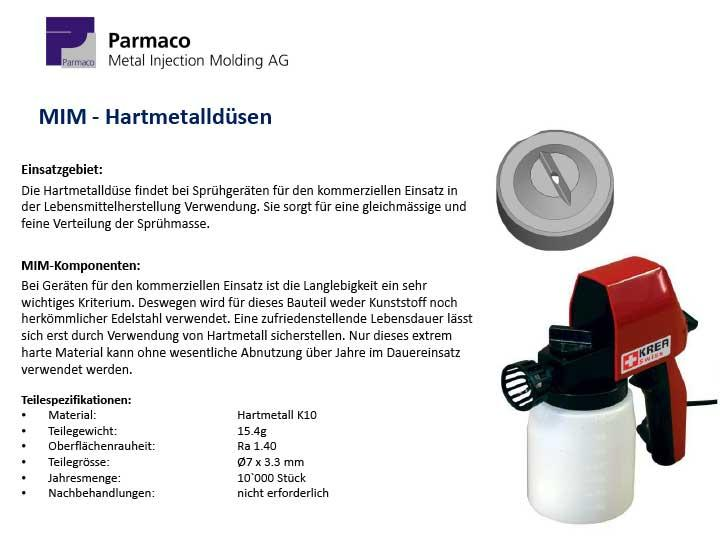 Elektrogeräte & Elektronik - Parmaco AG